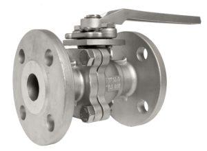 2 Piece Ball valve Stainless
