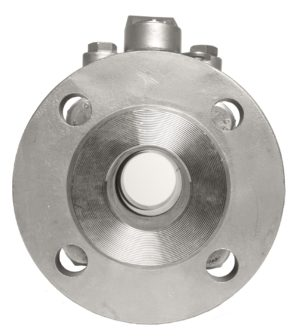 2 piece flanged