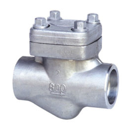 Forged_Steel_Check_Valves socket 800lb
