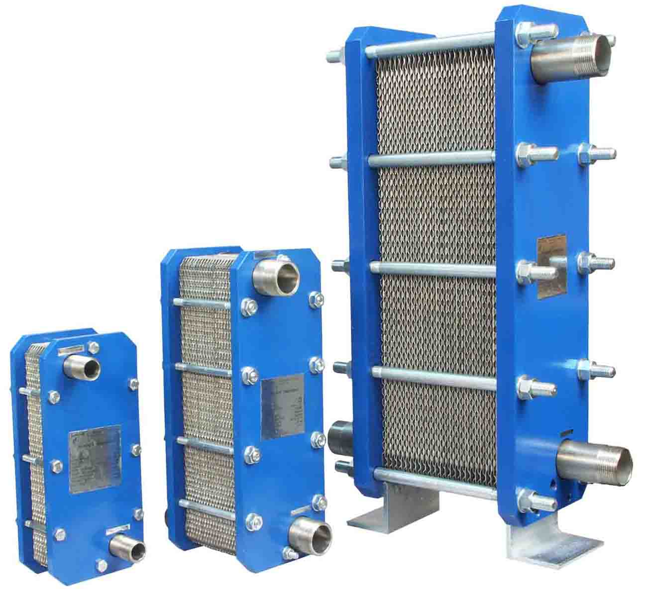 Plate & Frame Heat Exchangers | SRS Direct | The common sense way to ...