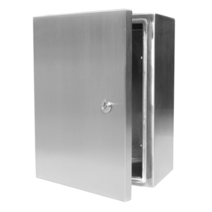 316-Stainless-Steel-Electrical-Enclosure-Cabinet-Switchboard-400H-x-300Wx-200D