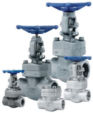Globe valves general