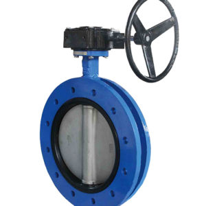 Butterfly Valve-Flanged