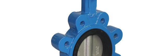 Lug Manual Butterfly valve-1