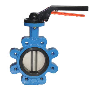 Lug Manual Butterfly valve-2