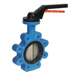 Lug Manual Butterfly valve-3