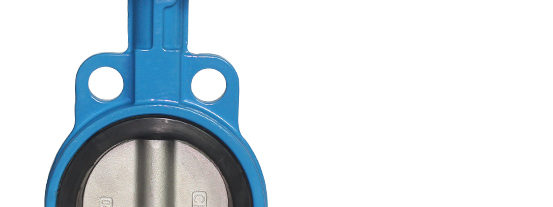 Wafer Manual Butterfly valve-1