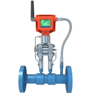 Wireless Flow Meter